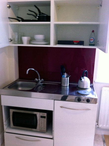 Kitchen Sink For Bedsit